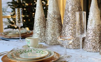 holiday dinner manufactured home holiday party