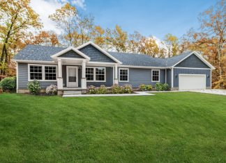 Champion home exterior mobile home loans with land