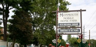 NJ Mobile Home Park Monmouth Merry Christmas