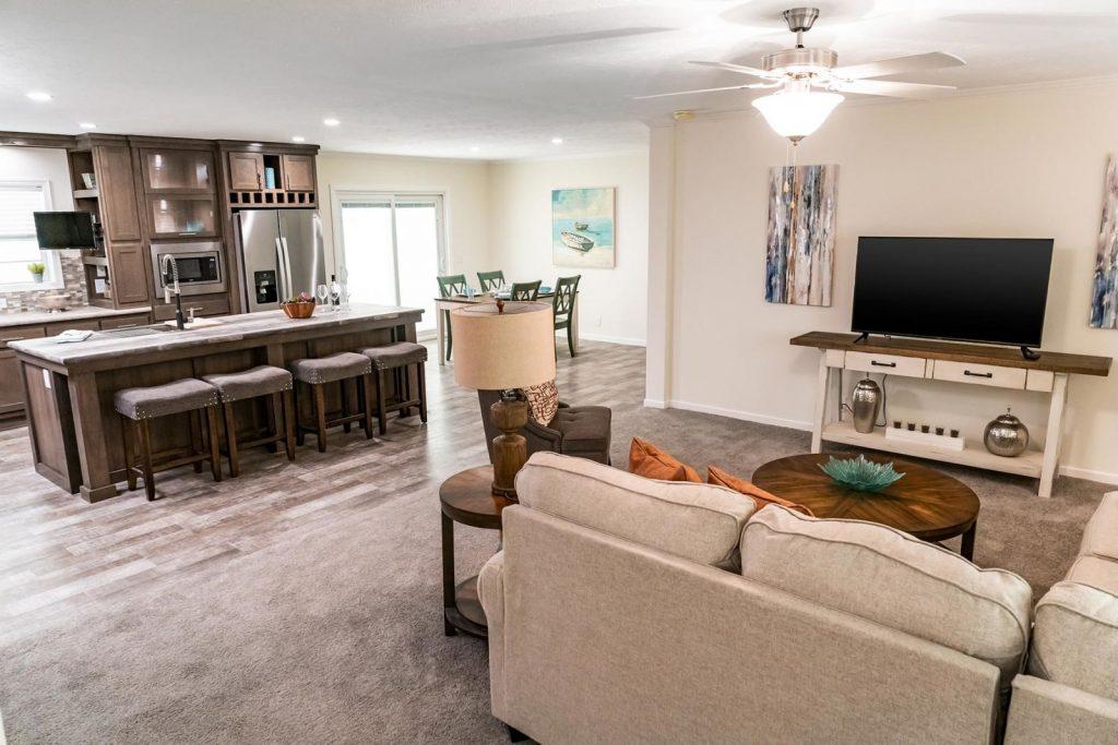 Modern Mobile Homes - Arlington 3513 by Skyline Homes