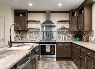 Modern Mobile Homes - Kitchen