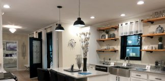 Modern Mobile Homes - The Cambridge by Adventure Homes