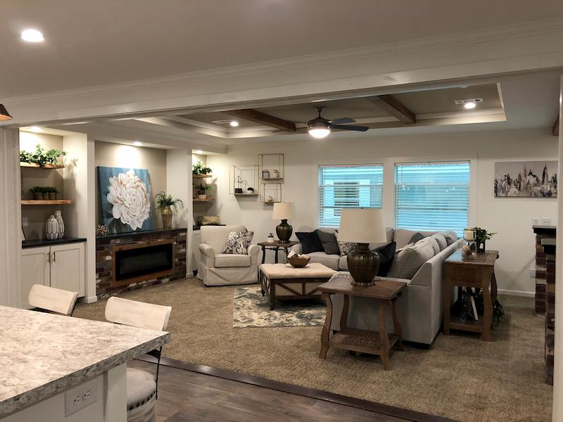 Modern Mobile Homes - The Sardis by Winston Homebuilders