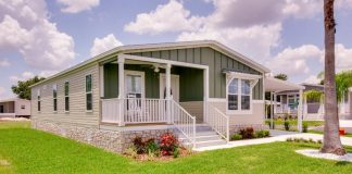 Buying a double wide mobile home