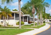 Mobile homes in Florida