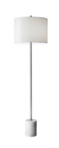Mobile home furniture floor lamp