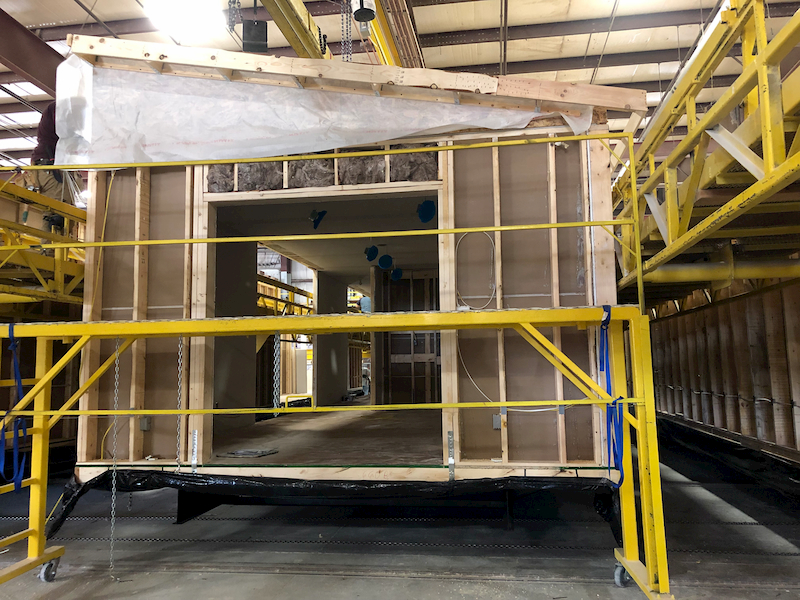 How are Prefab homes made?