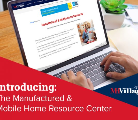 Manufactured and Mobile Home Resources Center