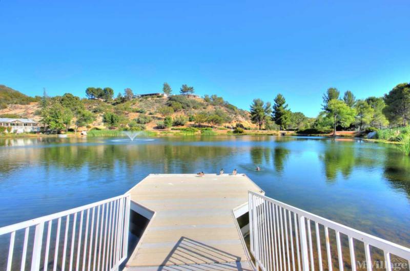 Stone Ridge Mobile Home Park in Warner Springs CA