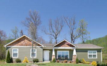 What is a prefab home?