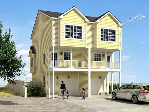 Duplex mobile home