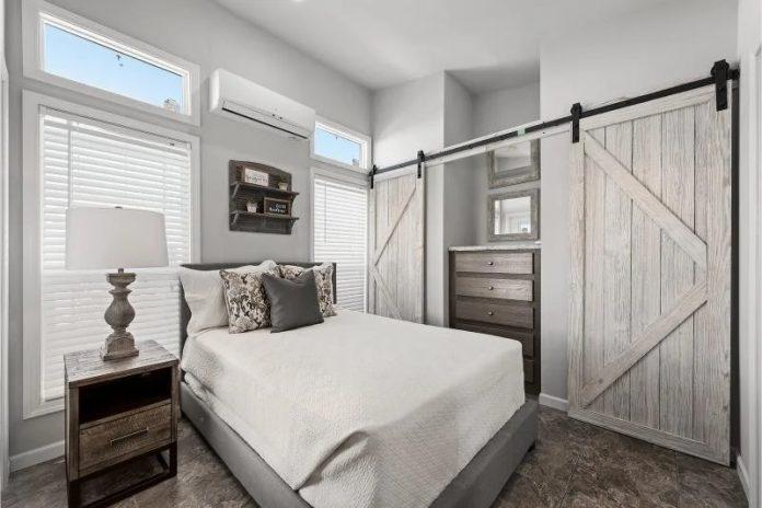 one bedroom mobile home park model