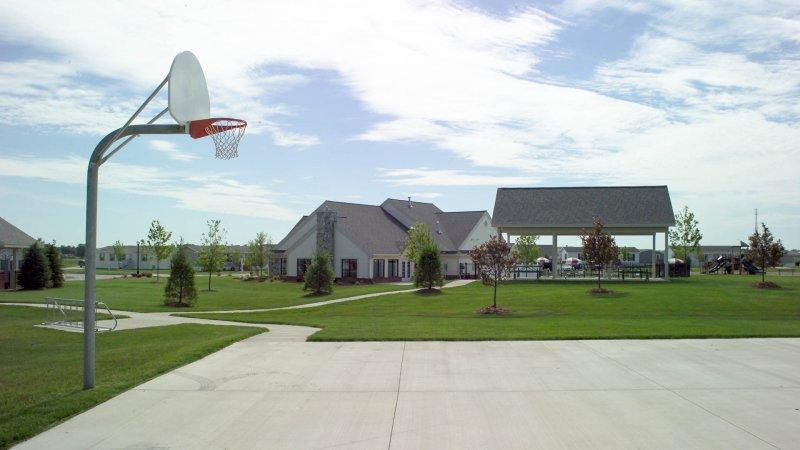 mobile home park recreational facilities