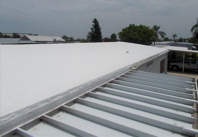 TPO thermoplastic polyolefin energy efficient roofing optino