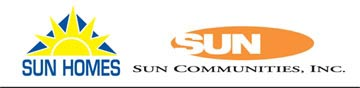 Sun Homes via MHVillage.com