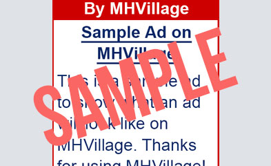 Create Pay-Per-Click Ad Campaigns on MHVillage