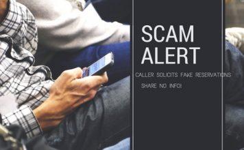 Scam Alert - Louisville Show Attendees