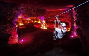 stay in louisville cave adventures