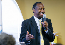 Ben Carson to speak at MHI