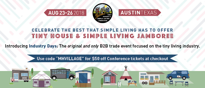 Tiny House Jamboree in Austin