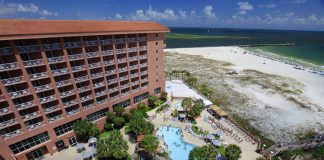 The Multi-State Convention will be held at Perdido Beach Resort