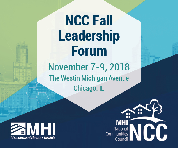Attend the 2018 NCC Fall Leadership Forum