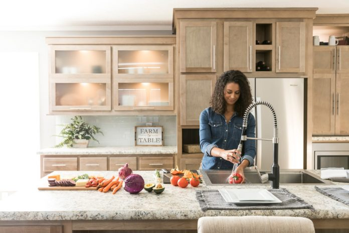 New kitchen features in 2019 home trends
