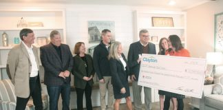 Industry Happenings Clayton Homes Red Cross Donation