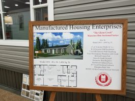 Manufactured Housing Enterprises, Inc., at The Louisville Show