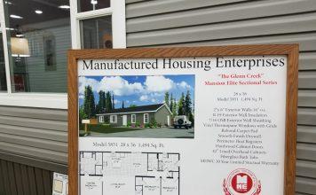 Manufactured Housing Enterprises, Inc., at The Louisville Show