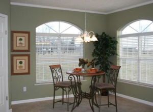 Manufactured Housing Enterprises Inc dining area