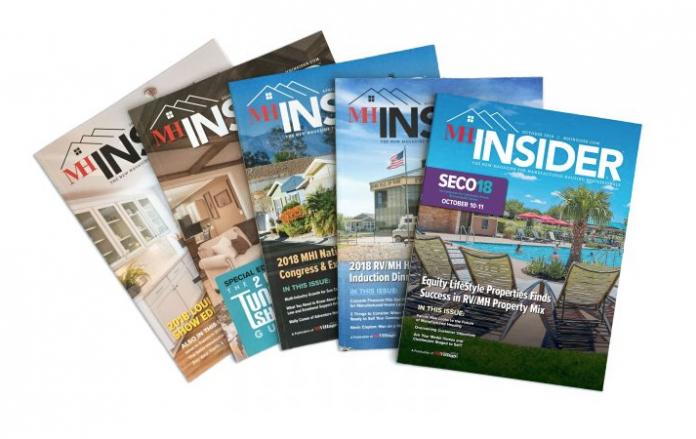 The MHInsider Magazine Expands Coverage