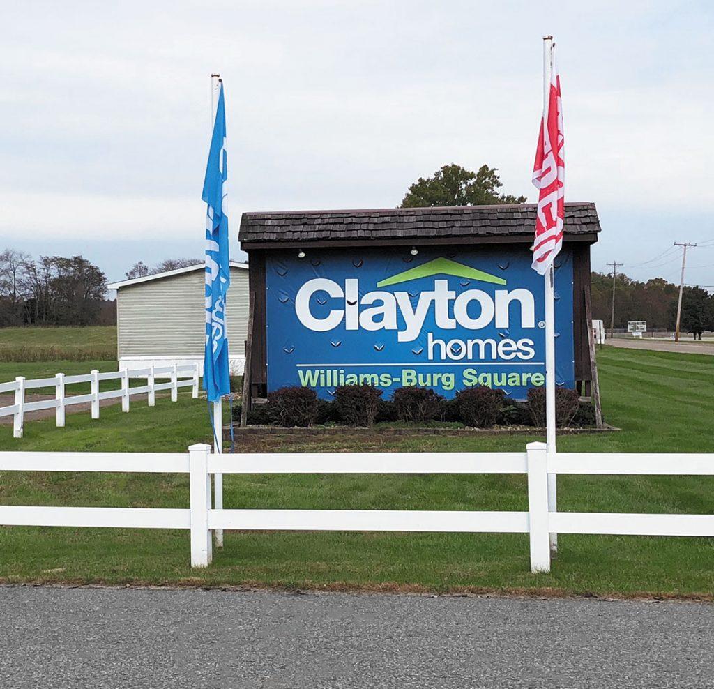 Home Sales Frazeysburg Clayton Home Center