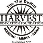 DeWitt Scholarship HARVEST logo