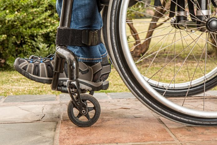 Fair Housing ADA Compliance Wheelchair