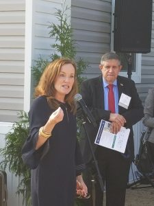 homes on the national mall congresswoman Kathleen Rice