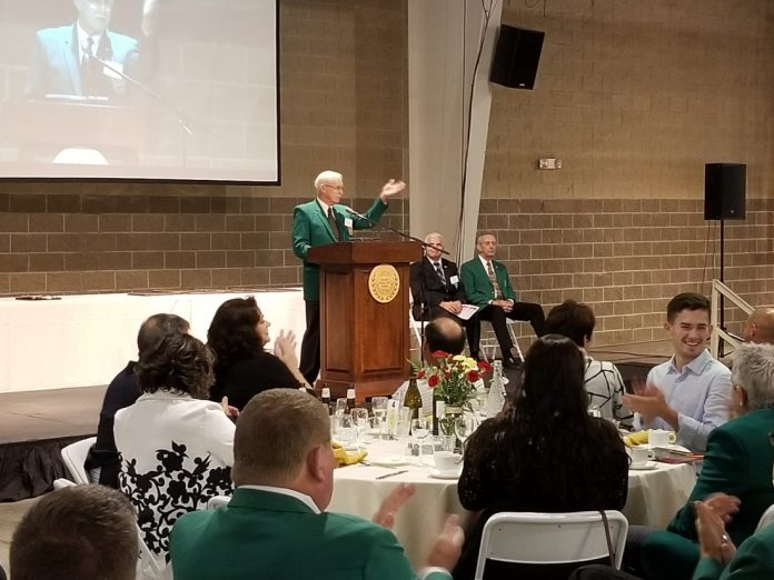 RV/MH Hall of Fame 2019 induction dinner