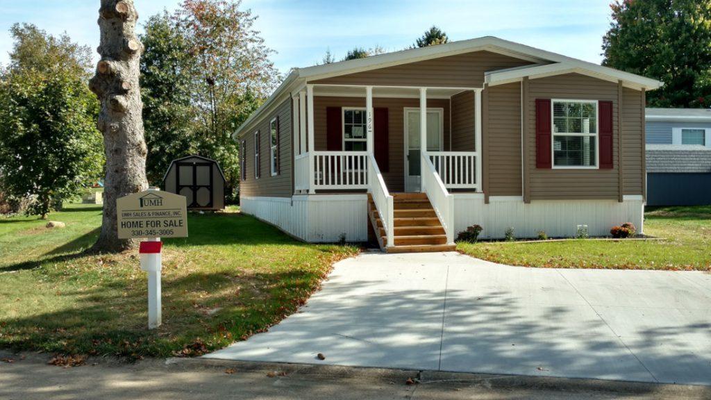 Ohio Park Home Modular Homes in Communities