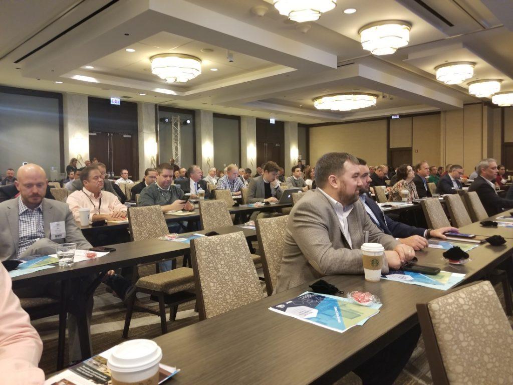 NCC Fall Leadership Forum attendees