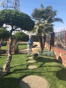 Garden West Estates April Rent Dog Walker