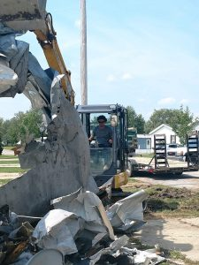 Gemstone communities home removal