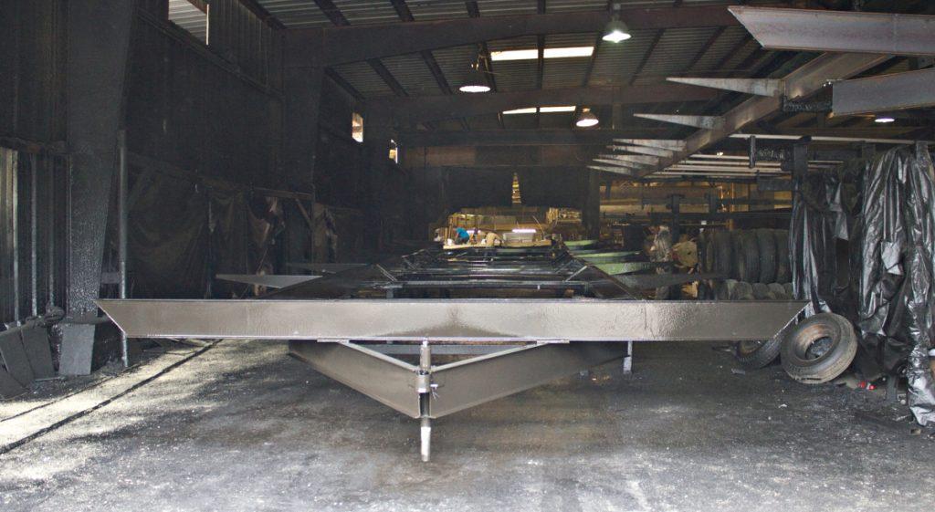 chassis home plant COVID-19 precautions
