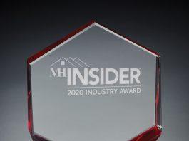 2020 MHInsider Industry Awards