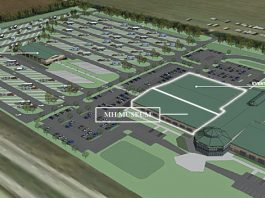 manufactured home museum rendering