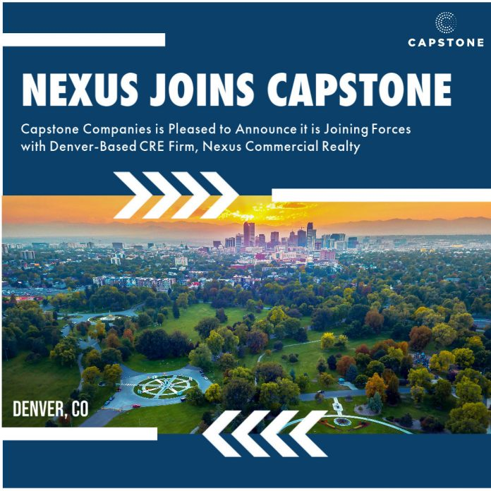 Nexus Capstone investment Sales Brokerage