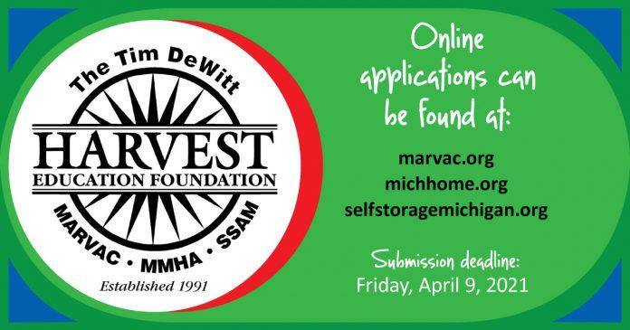 Tim DeWitt Scholarship