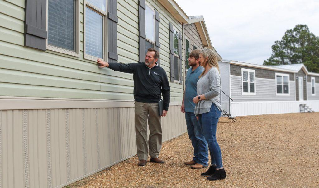 Regional Homes customer home tours