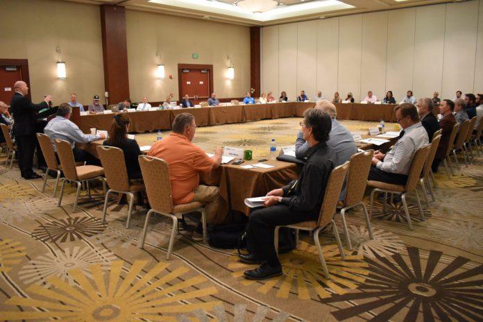 FMHA annual meeting 21 board members