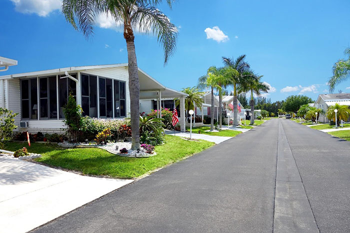 Florida mobile home communities