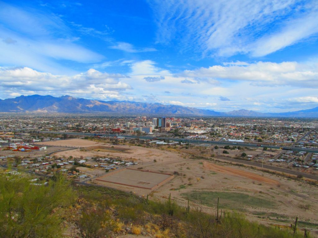 Tucson Arizona Top Cities for Mobile Homes
